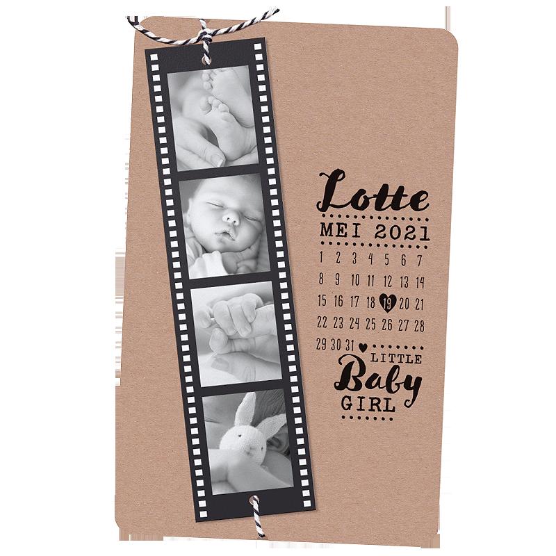 Baby & Geburtskarten