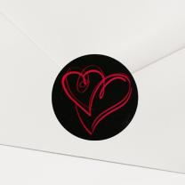 Verschlusssiegel für die Hochzeitseinladungen  online bestellen