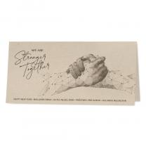 Bestellablauf - Internationale Weihnachtskarten mit Eindruck bestellen