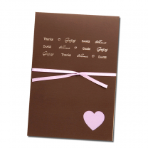 "Dankeskarten ""Hochzeit"""