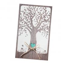 "Hochzeitskarten ""Rustikal & Elegant"" mit besonderem Charme"