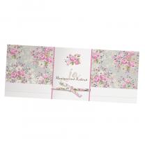"""Hochzeitskarten Trend """"Vintage Rosen"""" - im festlichen Design"""