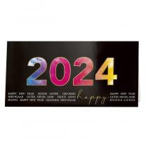 Internationale Neujahrskarten