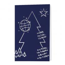 """Moderne Weihnachtskarten """"International"""""""