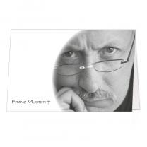 """Moderne Trauerkarten """"Momentaufnahme"""" im ausgefallenen Design."""
