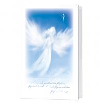 """Trauerkarten """"Wolkenengel"""" im stimmungsvollen Design"""
