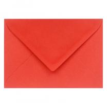 """Kuvert / Briefumschlag """"Rot"""" - Nassklebend  (17,5 x 12 cm)"""