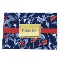 """Weihnachtskarten """"Mistelzweig"""""""