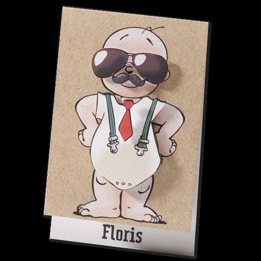 """Witzige Geburtskarten """"Comic"""" - Geburtskarten Nr. 715129"""