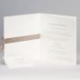 50. Hochzeitstag - Ansicht Karteninnenseiten & Einlegekärtchen