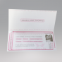 """Ausgefallene Hochzeitseinladungen """"VIP-Ticket"""" - Karteninnenansicht"""
