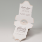 """Ausgefallene Geburtskarten """"Strampler"""" - Gestaltungsbeispiel Karteninnenseiten"""