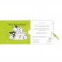 Ausgefallene, lustige Hochzeitskarten  mit herausgezogener Karteninnenseite