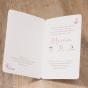 """Babykarten """"Bohemian"""" - Gestaltungsbeispiel Karteninnenseiten"""