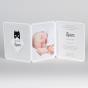 """Babykarten """"Superheld"""" - Gestaltungsbeispiel Karteninnenseiten"""