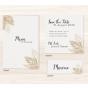 Besondere Hochzeitseinaldungen - Mögliches Kartenzubehör
