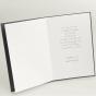 """Dankkarten """"Hochzeit - Kobaldblau"""" - Gestaltungsbeispiel Karteninnenseiten"""