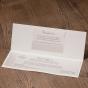 """Edle Einladungskarten """"Eröffnung"""" - Gestaltungsbeispiel Karteninnenseiten"""