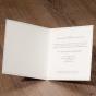 Edle Einladungskarten - Gestaltungsbeispiel