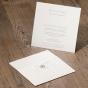 """Edle Hochzeitseinladungen """"spitze"""" - Gestaltungsbeispiel Karteninnenseiten"""