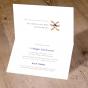 """Einladungen """"Tobias"""" zur Kommunion / Konfirmation im farbenfrohen Design - Gestaltungsbeispiel Karteninnenseiten"""