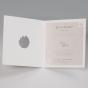 """Einladungskarte """"Schmetterling"""" - Gestaltungsbeispiel Karteninnenseiten"""