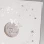 """Einladungskarte """"Schmetterling"""" - Detailansicht"""