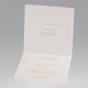 """Einladungskarten """"Silberhochzeit"""" - Ansicht Karteninnenseiten"""