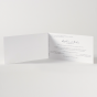 Einladungskarten - Gestaltungsbeispiel Karteninnenseiten