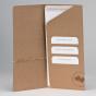 Besondere Einladungskarten - Karteninnenansicht