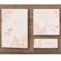 """Tischkarten """"Rosenhochzeit"""" - Mögliches Kartenzubehör"""