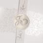 Elegante Hochzeitseinladungen - Detailansicht