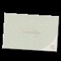Elegante Einladungskarten mit edler Prägung