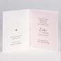 """Elegante Geburtskarten """"Prinzessing"""" - Gestaltungsbeispiel Karteninnenseiten"""