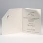 Elegante moderne Einladung - Ansicht Karteninnenseiten