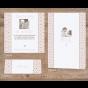 Exklusive Hochzeitseinladungen - mögliches Kartenzubehör