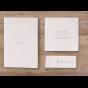 Exklusive Tischkarten - mögliches Kartenzubehör