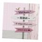 Geburtskarten im ausgefallenen Design auf schimmerndem Metallickarton