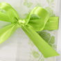 Grüne Hochzeitseinladungen - Detailansicht