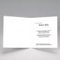 Hochzeit in Las Vegas - Gestaltungsbeispiel Karteninnenseiten
