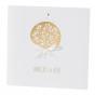 """Hochzeitseinladung """"Goldene Eleganz"""" mit edler Goldfolienprägung"""