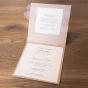 """Hochzeitseinladung """"Romantische Spitze"""" - Ansicht Karteninnenseiten"""