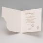 """Hochzeitseinladung """"Strand"""" - Gestaltungsbeispiel Karteninnenseiten"""