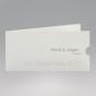 """Hochzeitseinladungen """"Foto"""" - Gestaltungsbeispiel Einsteckkarte außen"""