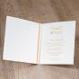 """Herzliche Hochzeitseinladung """"Glamourös"""" - Gestaltungsbeispiel Innenseite"""