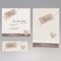 """Save-the-Date-Karten """"Landhaus"""" - mehr aus diesem Kartenset"""