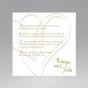"""Hochzeitseinladungen """"Nachtblau"""" - Gestaltungsbeispiel Einsteckkarte Karteninnenseite"""