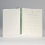 """Hochzeitseinladung """"Büttenkarton""""  - Gestaltungsbeispiel Karteninnenseiten"""