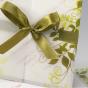 """Hochzeitseinladungen """"Grün"""" - Detailansicht"""