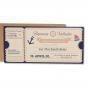"""Maritime Hochzeitskarten """"Schiffahrt"""" - Gestaltungsbeispiel Ticket"""
